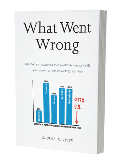 What Went Wrong by George R. Tyler